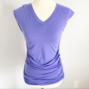 Calia Carrie Underwood Rouched Top